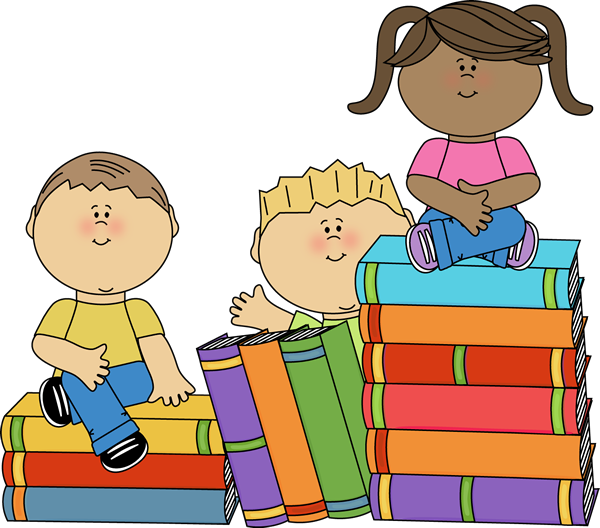 kids-sitting-on-book